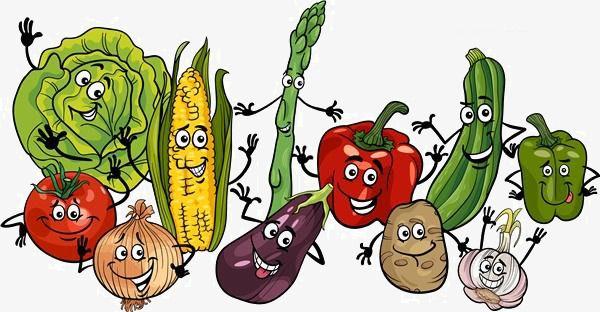 Le matériau de dessin de légumes, Dessin, En Matière De Légumes, VertImage PNG