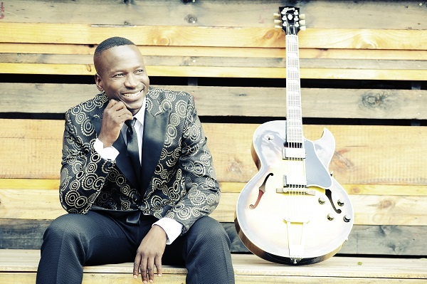 Selaelo Selota set to perform on Conga Stage at the 2013 Standard Bank Joy of Jazz festival