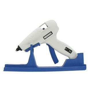 Give your favorite crafter something to smile about! This 60-watt, high-temp. cordless glue gun delivers a stronger bond and uses standard-size glue sticks.