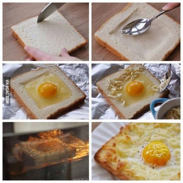 Rico desayuno facil
