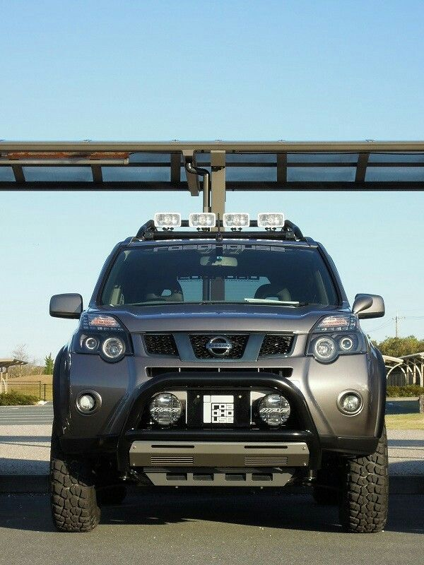 "Nissan  ✖ Trail OFFROAD  Go on ""Nissan X Trail owners forum"" !"