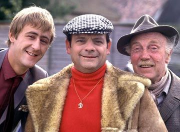 Only Fools and Horses still a classic today. Yet another great UK show that would never go over on American television.
