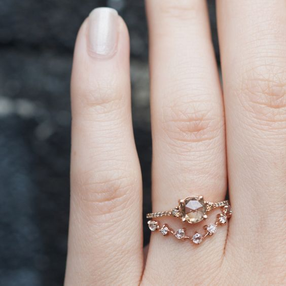 ring by Catbird, image via Pinterest