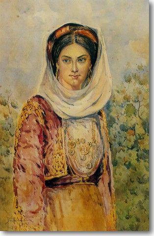 Μποκατσιάμπης Βικέντιος-Κερκυραία, περ. 1900