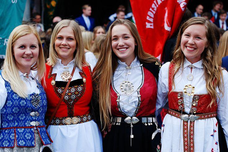 https://flic.kr/p/HjPkcF | Norwegian Constitution Day | Norwegian Constitution Day, Trondheim. May  17th, 2016.