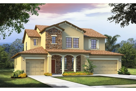 Panther Trace: Panther Trace - Lyndhurst by Standard Pacific Homes in Riverview, Florida
