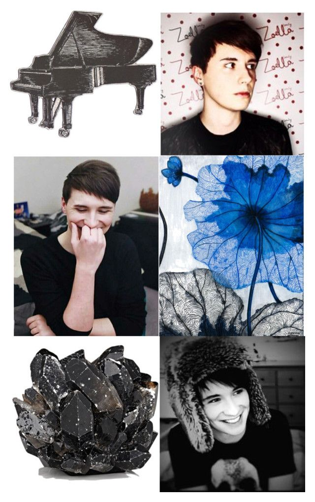"""Daniel Howell"" by taylor-008 on Polyvore featuring beauty, McCoy Design and Grandin Road"