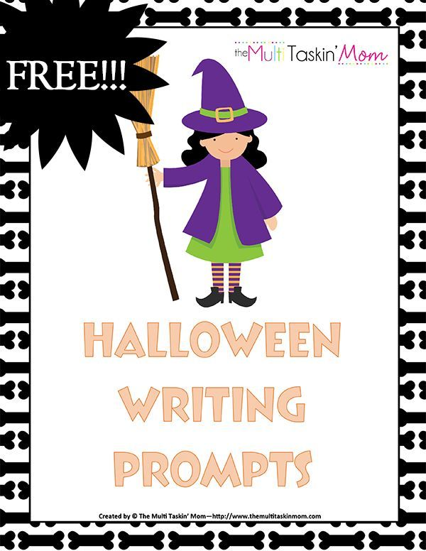 Short Essays For High School Students Halloween Writing Prompt Freebie  The Multi Taskin Mom English Essay Writing Examples also Pollution Essay In English Inspired Wednesday  Halloween Freebie   Network Everything  Ap English Essays