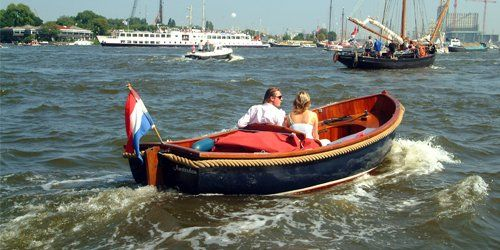 Rent a boat, for an hour or 2 and cruise the canal by yourself. Everybody can do it. We like Boaty Boat.