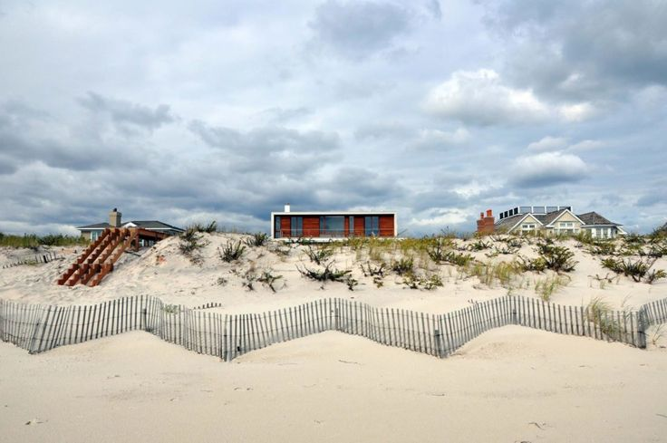 Hamptons Beach House - Aamodt / Plumb Architects