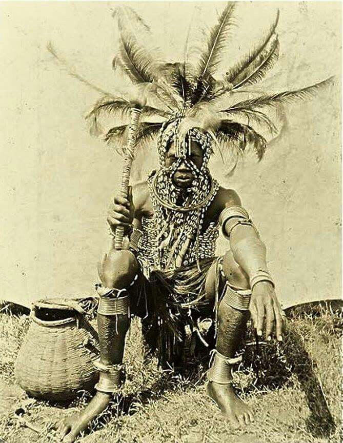Luo Chief Akang'o Odera