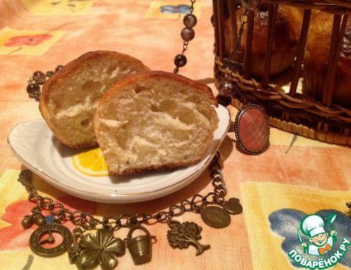Французские картофельные булочки на завтрак - кулинарный рецепт