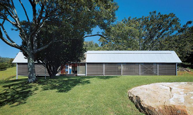 Fredericks House NSW-Australia 1982, by Glenn Murcutt