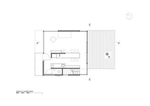Casa H3,Planta 2