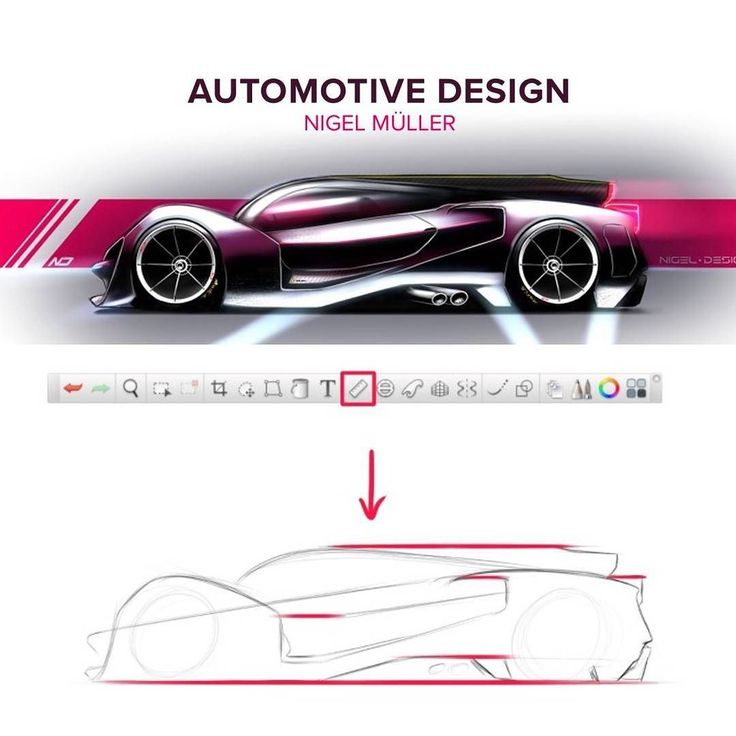 Best 25 car design software ideas on pinterest coast looks you might not know it but the roots of sketchbook are partially based in automobile design malvernweather Choice Image