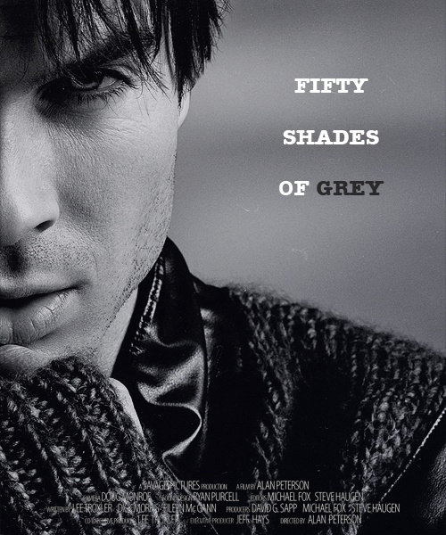 Best Grey Images On Pinterest Christian Grey Fifty Shades - Nerd rewrote 50 shades of grey 50 nerds of grey