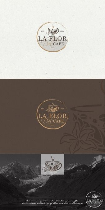 La Flor Del Cafe (The Coffee's Flower) by Project 4