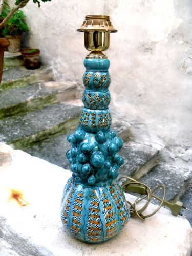 Lume BlueBoubble  di Ceramiche Robustella.      Lo trovi qua: http://www.clipit.it/product/scheda/118