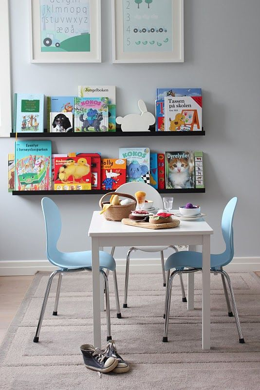 {play space}Book Displays, Play Spaces, Kids Room, Plays Spaces, Book Shelves, Kids Libraries, Cool Ideas, Kids Book, Boys Room