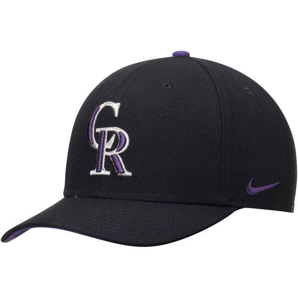 Mens Colorado Rockies Nike Black Wool Classic Adjustable Performance Hat Your Price 2399