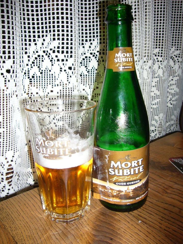 Mort Subite. Brugge, Belgium.