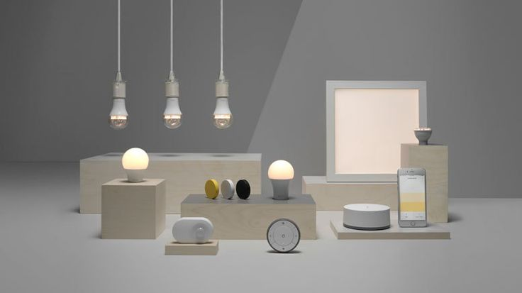 Video: Ikea Introduces New TRÅDFRI ZigBee Based Smart Home Lighting Range