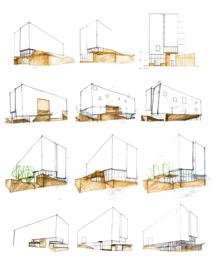 Bud Clark Commons - Explore, Collect and Source architecture