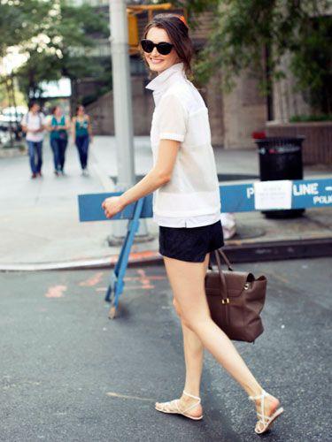 NYFW Model Street Style: Mackenzie Drazan