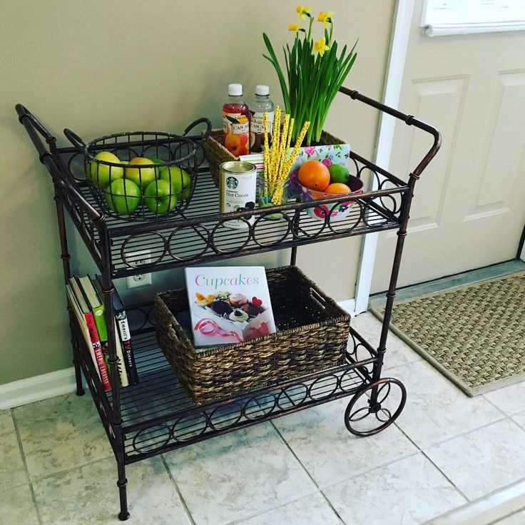 1000 Ideas About Metal Cart On Pinterest: 1000+ Images About DIY Kitchen Island Cart On Pinterest
