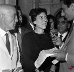 Natalia Ginzburg al Premio Strega 1963