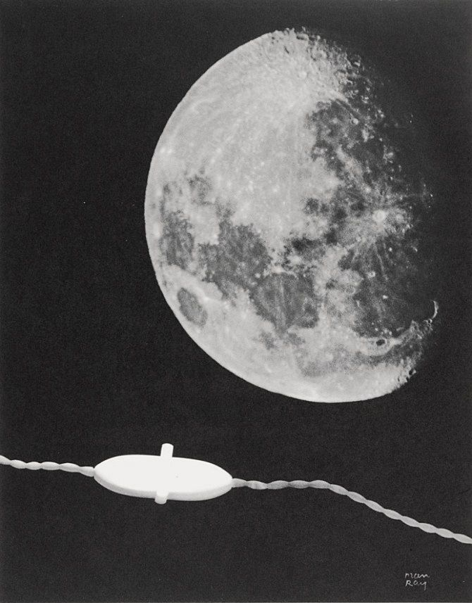 The World- Electricity Series, 1931, Man Ray