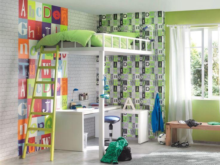24 besten Kinderwelten Bilder auf Pinterest Malen, Tapeten shops - tapeten rasch schlafzimmer