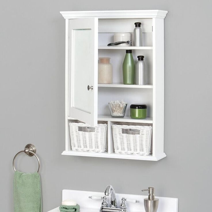 Interior design on instagram bathroom shelves