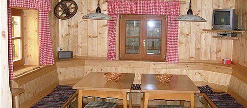 Kanonenhütte & Hogererhütte: hut Tauplitz 189, Tauplitz / Bad Mitterndorf - Schneebären