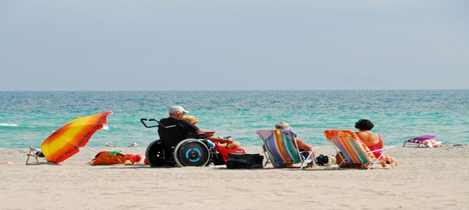 Holidays for the disabled or less mobile - Disabled Holidays
