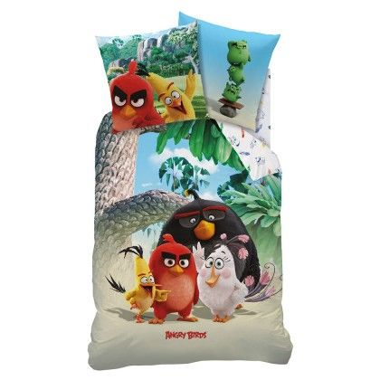 Angry Birds Bettwäsche Palm Beach