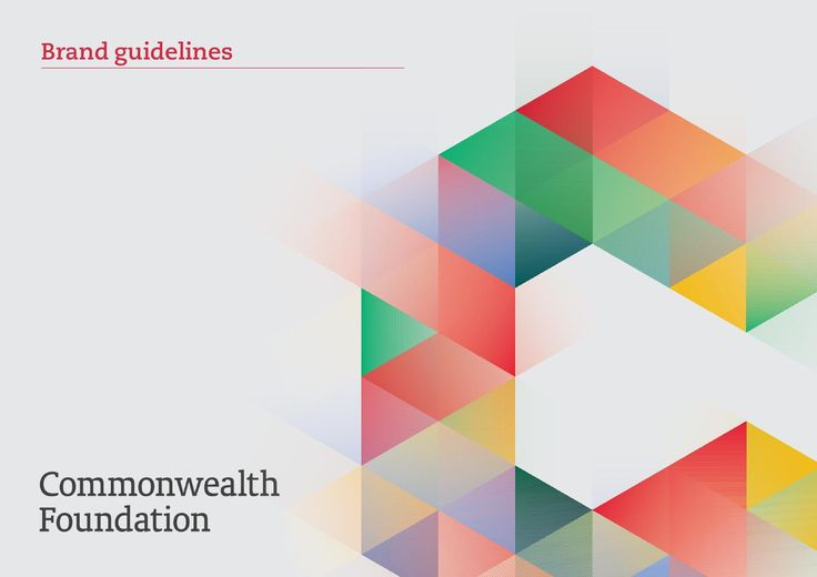 Commonwealth Foundation Brand Guidelines