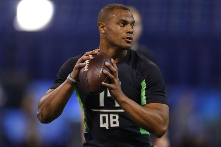 Dak Prescott Coming In For Official Visit With Cowboys Today - Blogging The Boys