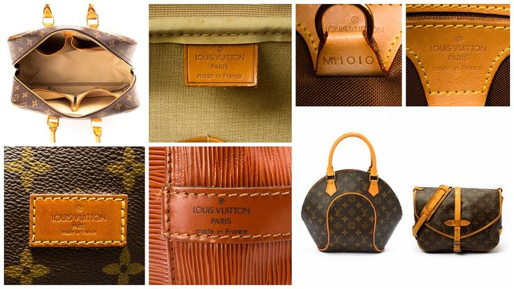 LOUIS VUITTON VINTAGE BAGS & ACCESSORIES @ fashiondays.hu / 2013.07.04 /