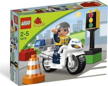 Lego Αστυνομική μηχανή 5679