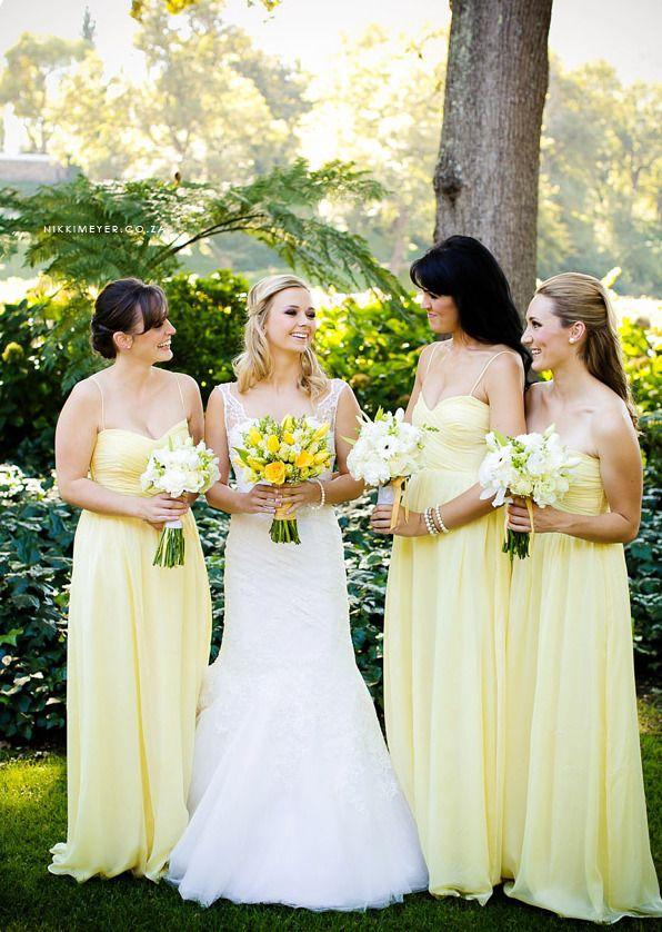 Yellow, Grey & White Wedding Ideas {Inspiration Board} | www.facebook.com/confettidaydreams