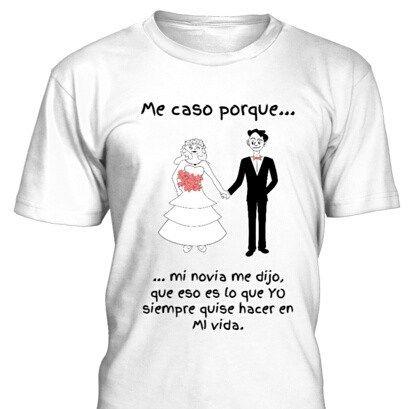 Compra ya la tuya. No solo para solteros!  https://www.teezily.com/despedida-de-soltero