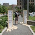 A project that encourages people walking in the city to be attentive to acoustics, smells, and visual aspects of the […]