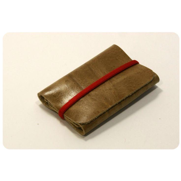 Карманный кейс для пластиковых карт BlankNote ver. 1.0