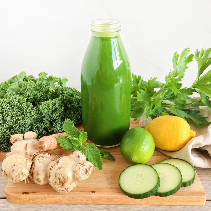 GLOWING GODDESS GREEN JUICE (Full recipe on my Facebook page... Kathryn Chandler)