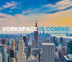 Vorkspace is coming Sign up for Beta Trial
