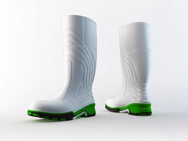 Bata Industrials Safety Boot Design Project