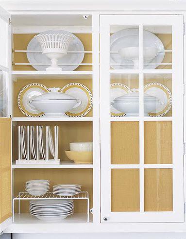 41 best Built-in Cabinet images on Pinterest | Cabinet plate rack ...