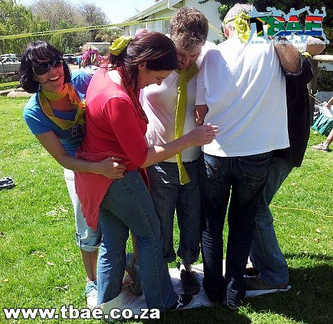 JHI Properties Team Building Event Cape Town