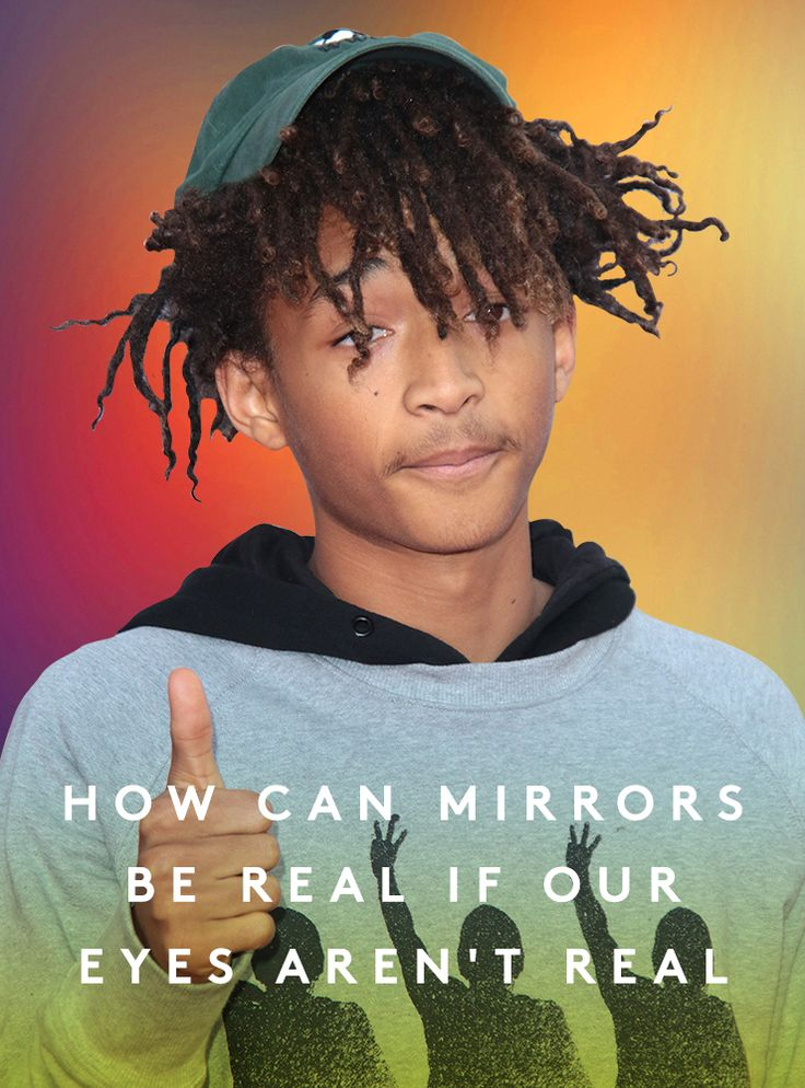 Happy birthday, Jaden Smith! Here are the 17 weirdest things to ever come out of your mouth, in case you weren't keeping track